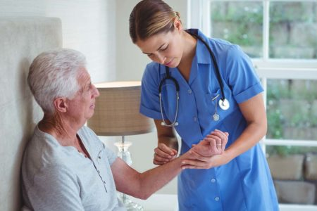 Hope Home Health offers skilled nursing in your residence