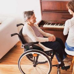 music therapy for dementia patient