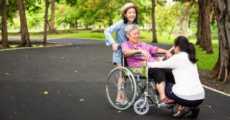 Making Decisions About Caregiving For Your Family Member