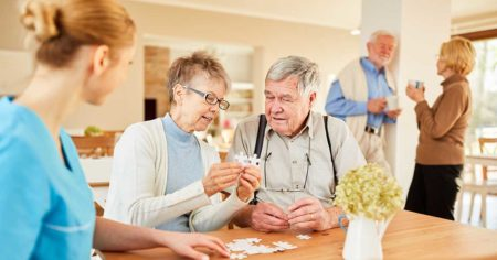 Develop a daily care plan for dementia patients