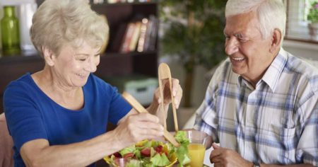 healthful meal planning for the elderly workshop