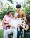 family support caregiver blog banner